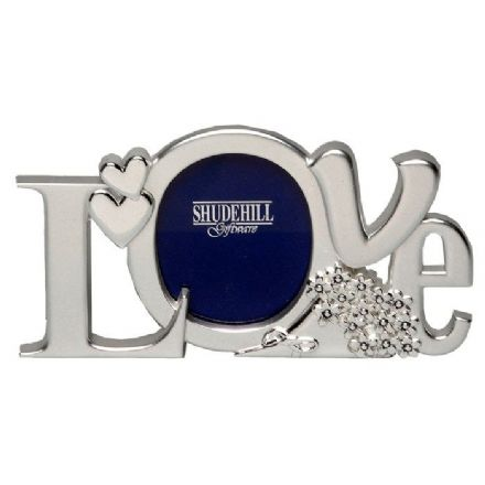 Love Letter Message Photo Frame